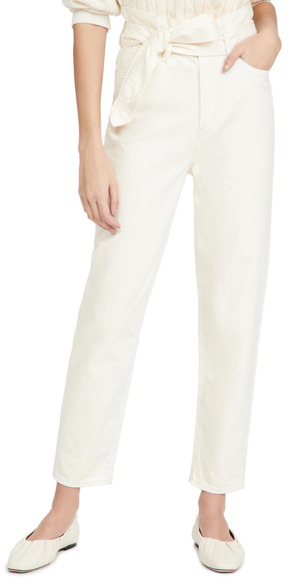 Joe's Jeans The Brinkley W. Double Roll Pants