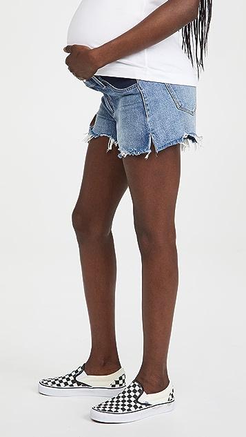Joe's Jeans The Ozzy Maternity Shorts
