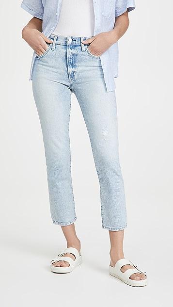 Joe's Jeans The Luna 中长牛仔裤