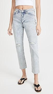 Joe's Jeans The Scout 男友风格修身长裤