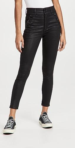 Joe's Jeans - The Georgia Ankle Coated Jeans