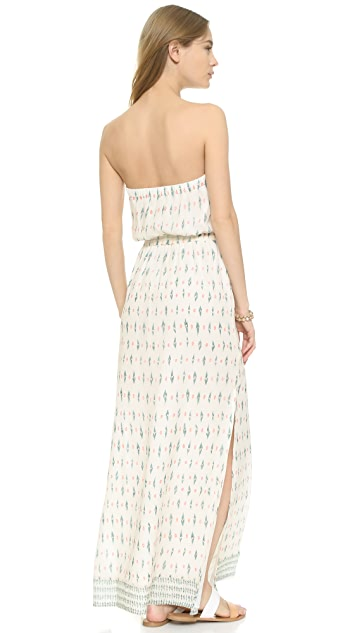 Joie Sedco Ikat Maxi Dress
