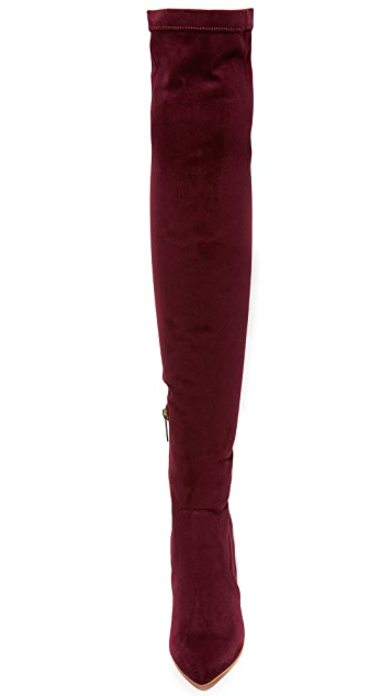Joie Jemina B Over The Knee Boots