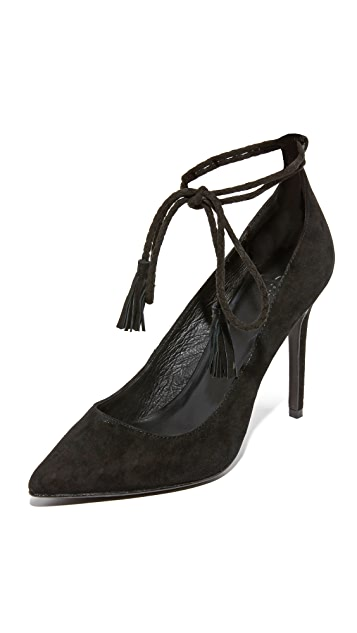Joie Angelynn Ankle Wrap Pumps