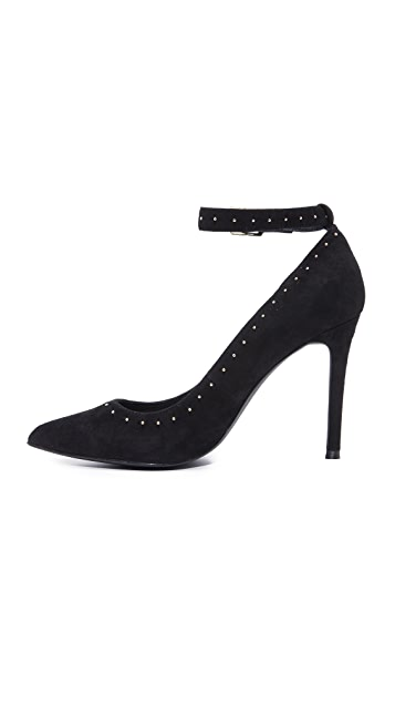 Joie Gage Ankle Strap Pumps