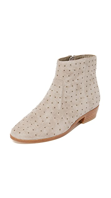 Joie Lacole Studded Booties