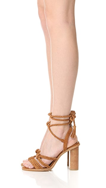 Joie Banji Wrap Sandals