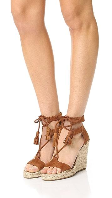 c8103b528e5 Delilah Lace Up Sandals