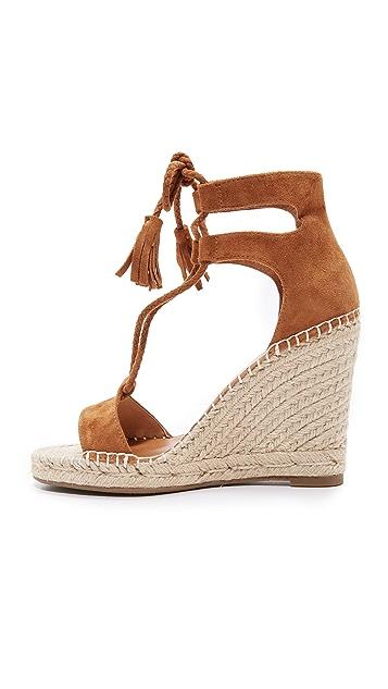 Joie Delilah Lace Up Sandals