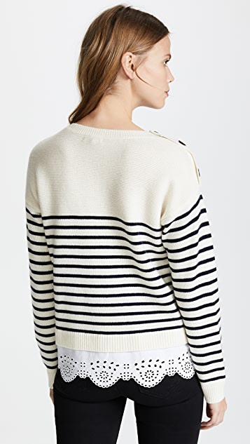 Joie Aefre Sweater