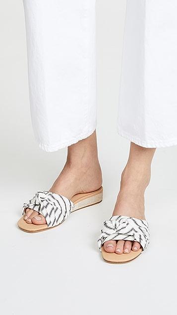 Joie Fabrizia Knotted Slides
