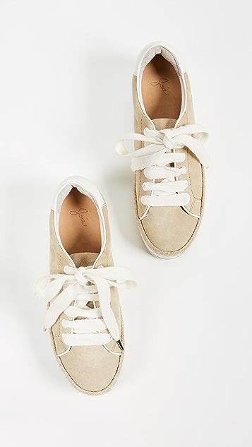 Joie Dabnis Platform Sneakers