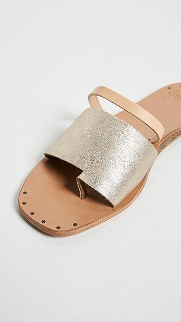 Joie Ballifly Slide Sandals