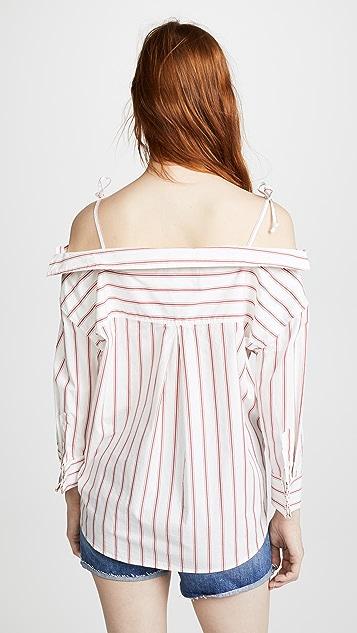 Joie Alvina Button Down Shirt