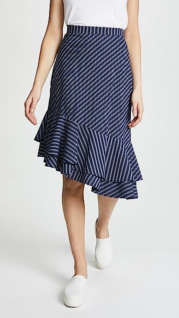 Joie Yenene Skirt - Dark Navy