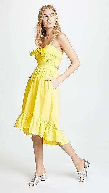 Clorinda Dress In Yellow. Robe Clorinda En Jaune. - Size 4 (also In 2,6,8) Joie - Taille 4 (également En 2,6,8) Joie
