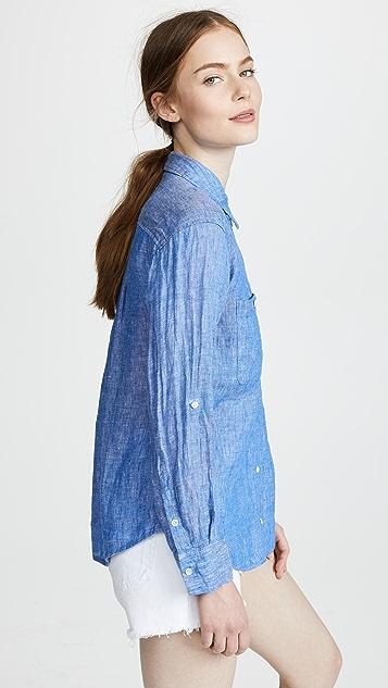 Joie Lidelle Button Down Shirt