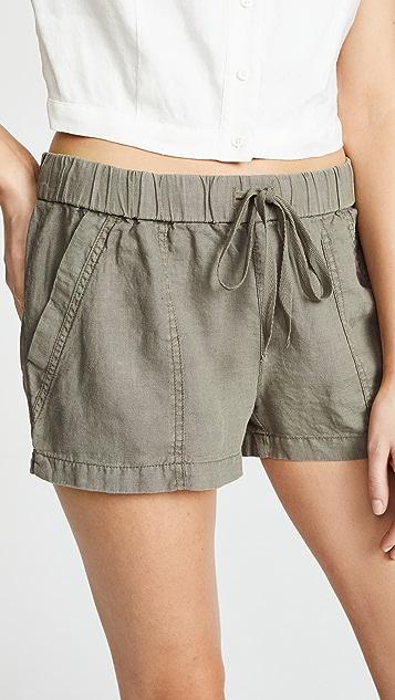 Joie Fossette Shorts