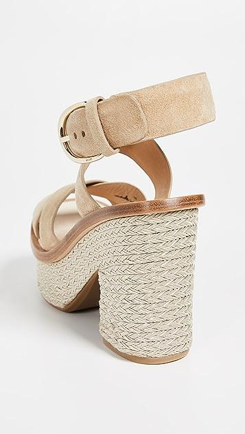 Joie Tanglee Platform Sandals