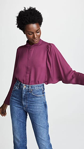 Joie Rashelda Button Down