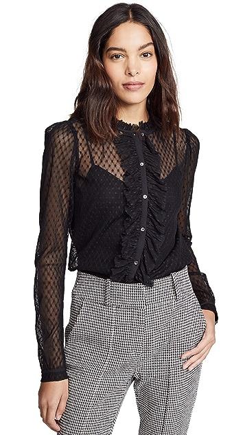 Joie Рубашка на пуговицах Hatsu