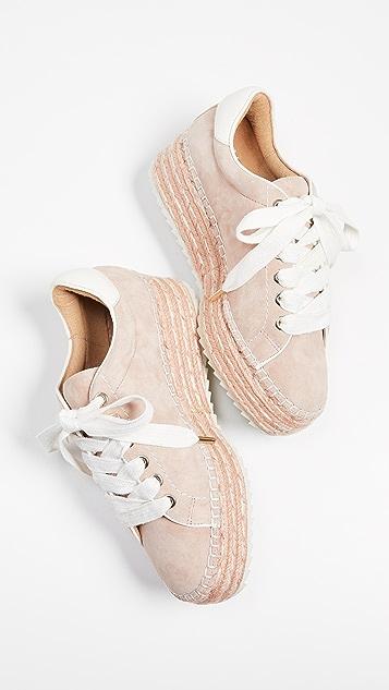 8be3d2ccfda Joie Dabna Platform Sneakers