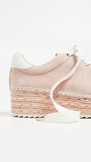 Joie Dabna Platform Sneakers