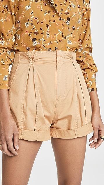 Joie Xandria Shorts