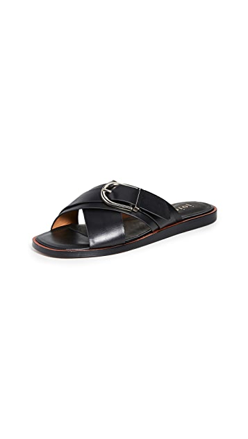 Joie Panther Slide Sandals