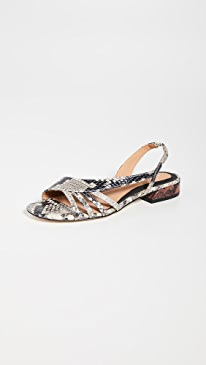 Palma Flat Sandals