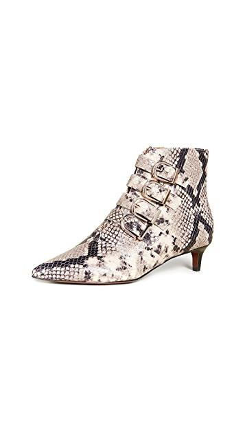 Joie Calinda Booties