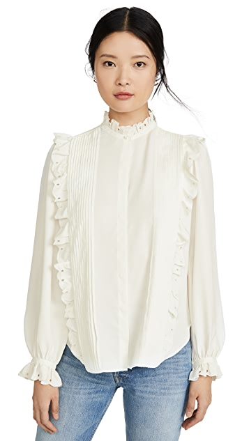 Joie Cheayanne Blouse