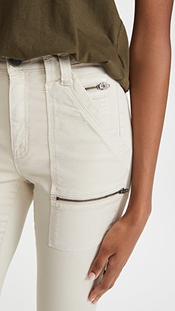 Joie High Rise Park Skinny Jeans