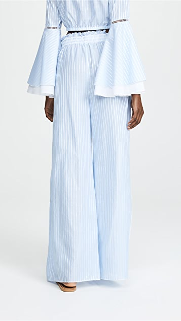 Jonathan Simkhai Fisherman Pants