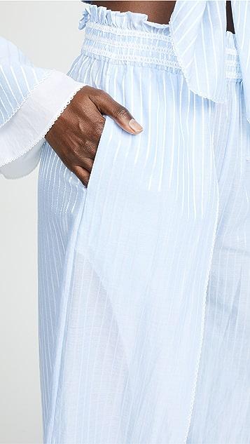 Jonathan Simkhai Fisherman Pants