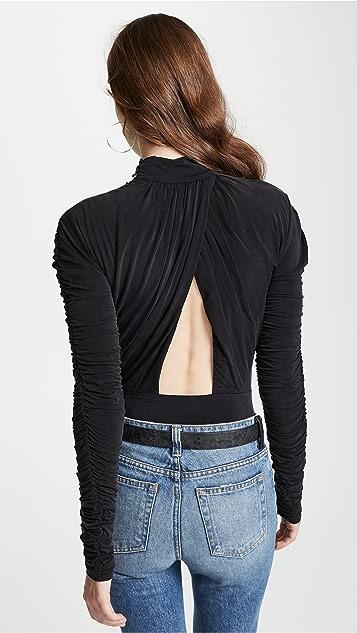 Jonathan Simkhai Backless Bodysuit