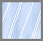 蓝色条纹/白色