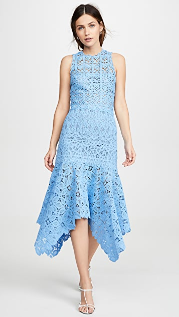 Jonathan Simkhai Handkerchief Dress