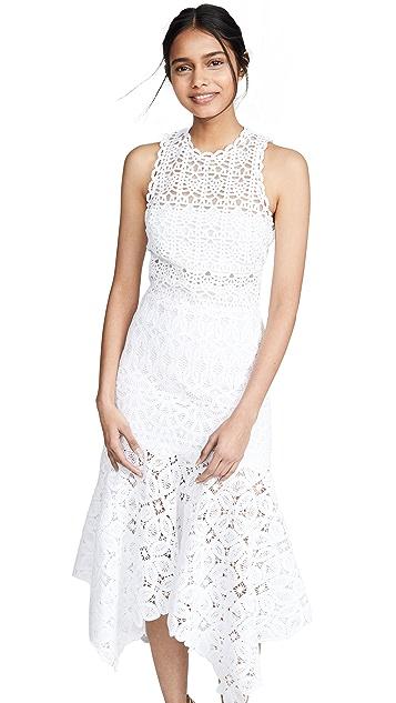 Jonathan Simkhai Handkerchief Dress