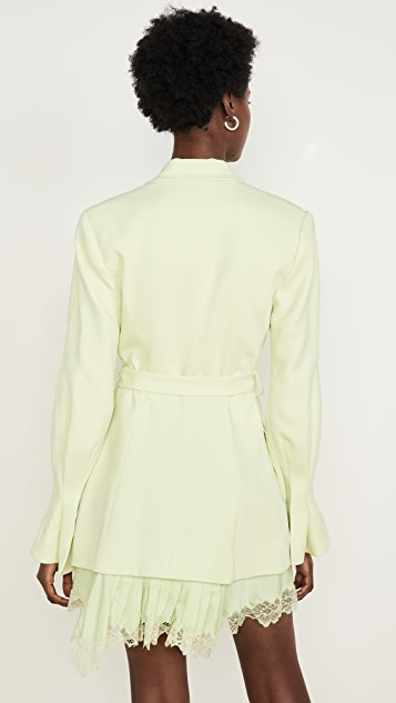 Jonathan Simkhai Victoria Crepe Dress