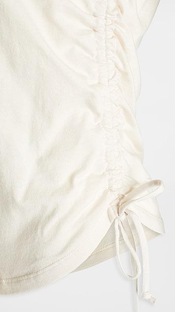 Jonathan Simkhai Riley 纹理平纹针织上衣