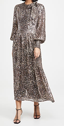 Jonathan Simkhai - Casey Sequin Midi Dress