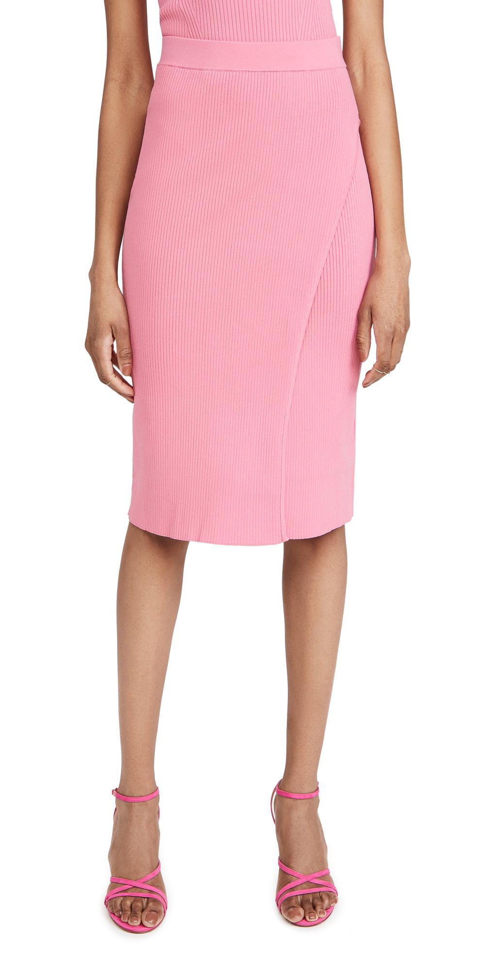 Jonathan Simkhai Jolene Wrap Skirt