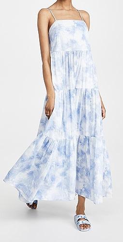 Jonathan Simkhai - Clarissa Tiered Maxi Dress