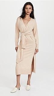 Jonathan Simkhai Skyla Wrap Dress