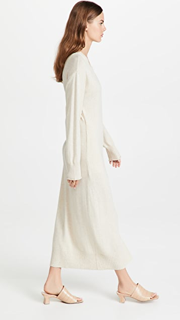 Jonathan Simkhai Evalynn Wrap Dress