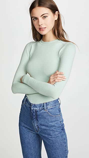 JoosTricot Long Sleeve Crew Sweater