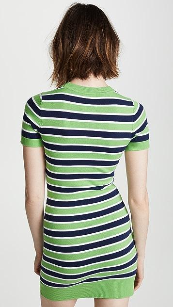 JoosTricot Short Sleeve Dress