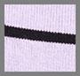 薰衣草紫/黑色条纹