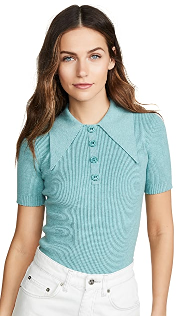 Polo Polo ShirtShopbop Joostricot Joostricot ShirtShopbop Joostricot PXuOZki
